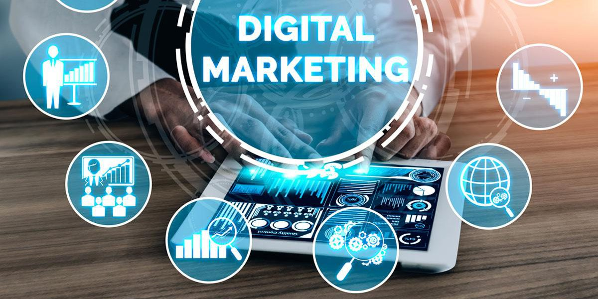 tự học Digital Marketing cho người mới bắt đầu từ đâu