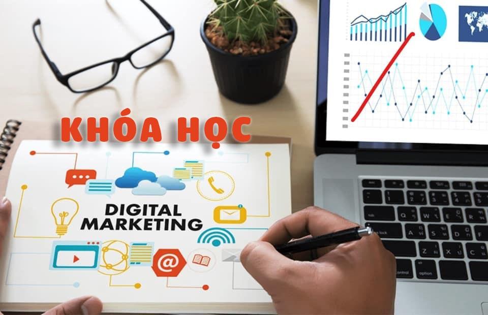 khóa học Digital Marketing ngắn hạn cho người mới bắt đầu