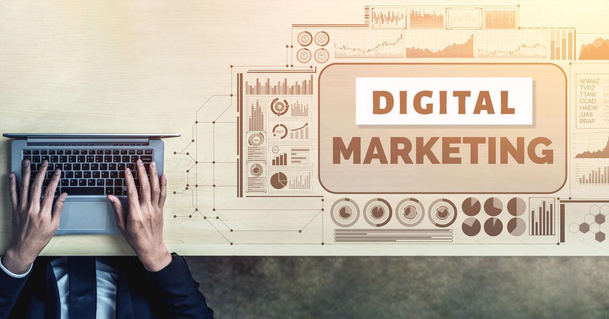 Trung tâm khóa học Digital Marketing online chất lượng