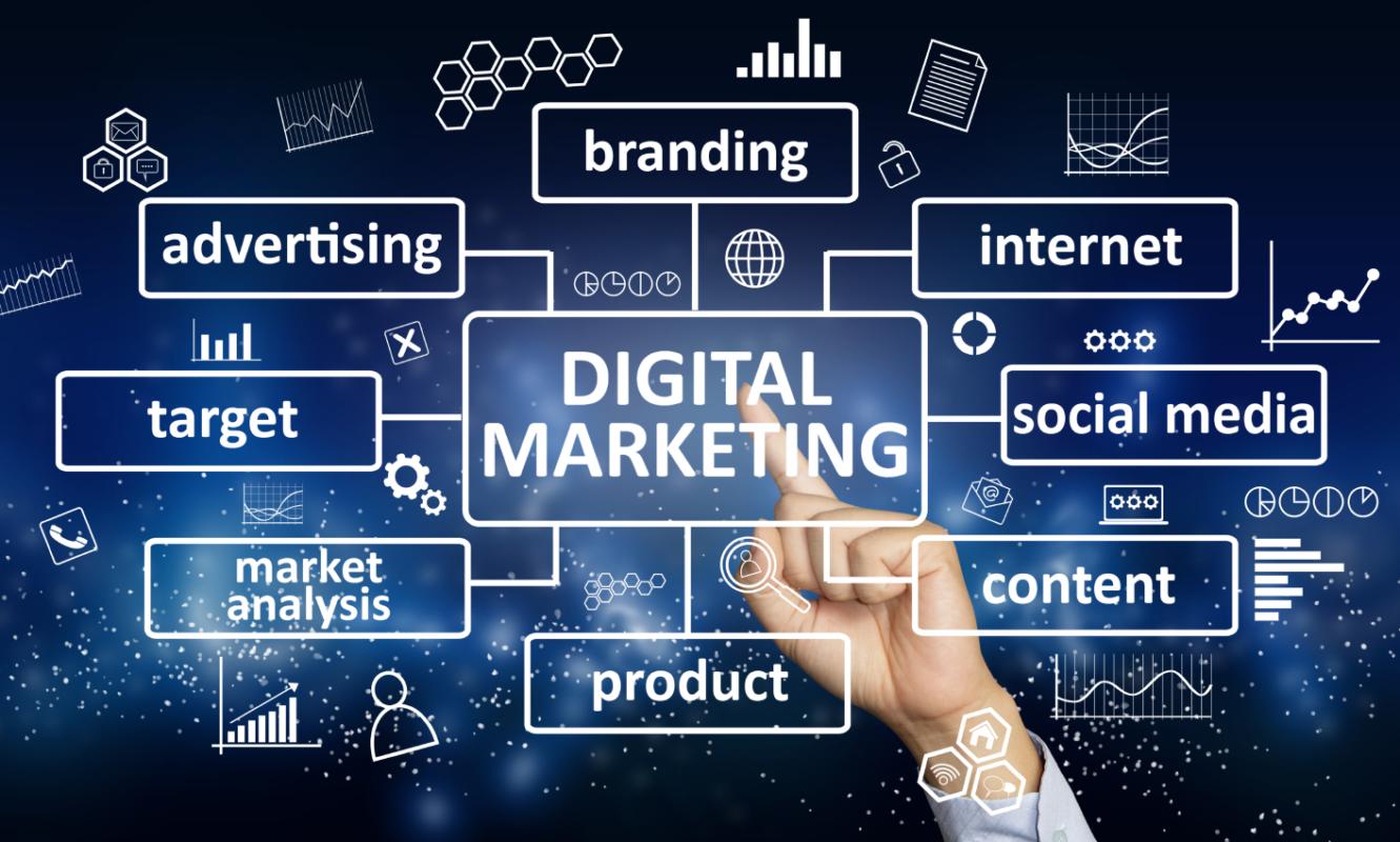 Tự học Digital Marketing cho người làm trái ngành hiệu quả