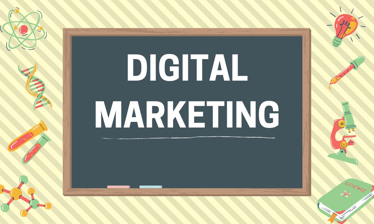 Tự học Digital Marketing cho người mới bắt đầu tại nhà
